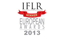 IFLR European Awards - Law firm of the year in Turkey 2013