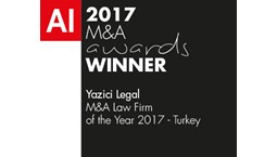 AI - M&A Law Firm of the Year 2017